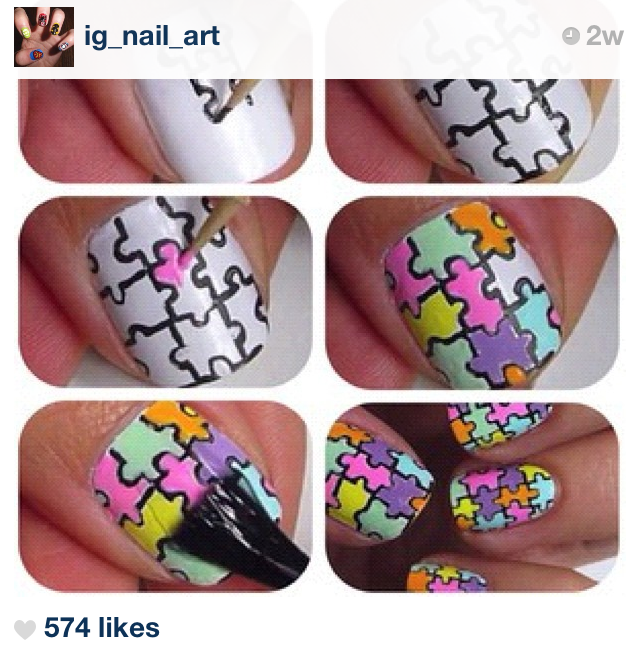 Parlour Theno: Nail art Instagram accounts to follow