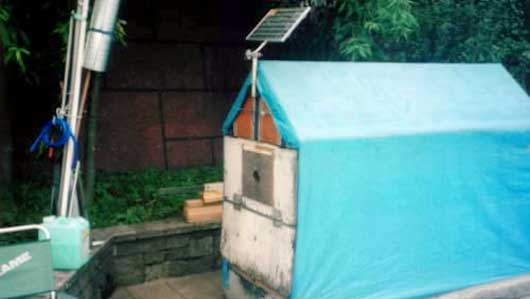 Rumah Gelandangan Di Jepang Pun Pakai Panel Tenaga Surya... [ www.BlogApaAja.com ]