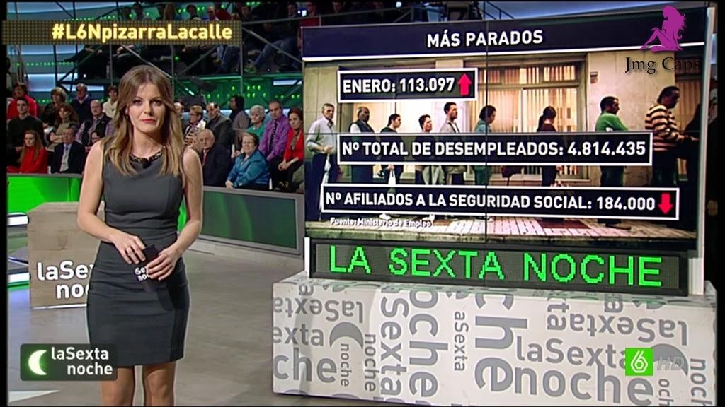 ANDREA ROPERO, LA SEXTA NOCHE (08.02.14)