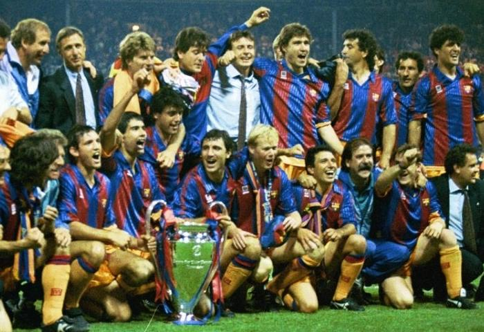Champions League 1992 -Londres-