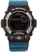 Gambar G-Shock G 8900SC-1BDR