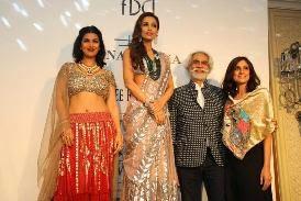 Rina Dhaka at India Couture Week 2014