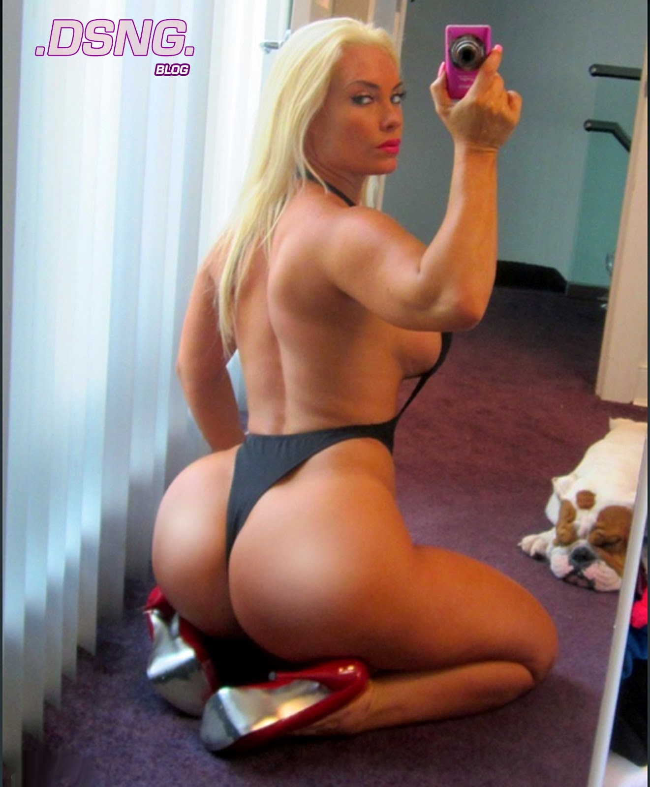Teen ass blonde naked fat