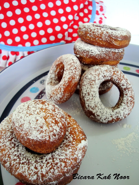 Image Result For Resepi Donut Ubi Keledek