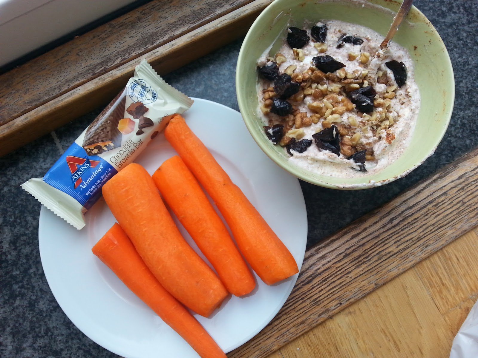 how to eat on rest days