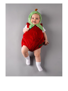 MyHabit: Up to 60% off Ladybugs, Cats + Owls: Animal Costumes: Apple Halloween Costume