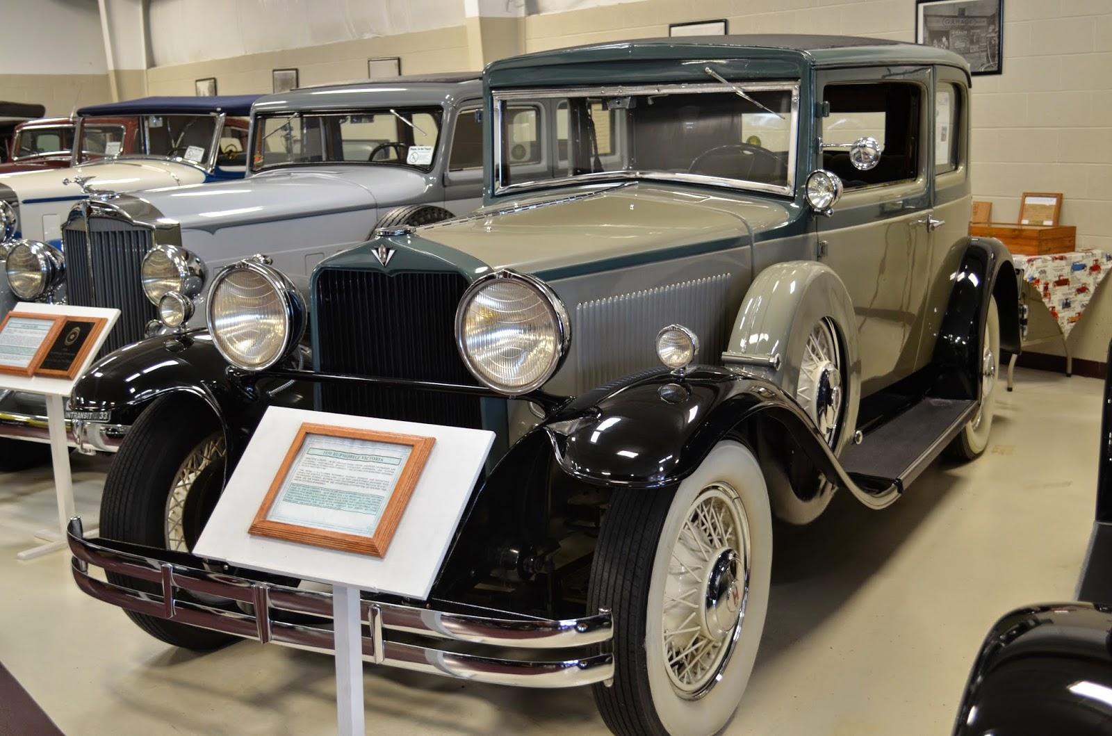 Turnerbudds Car Blog: More From Swope\'s Museum