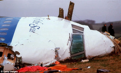 Pan American Flight 103- 1988