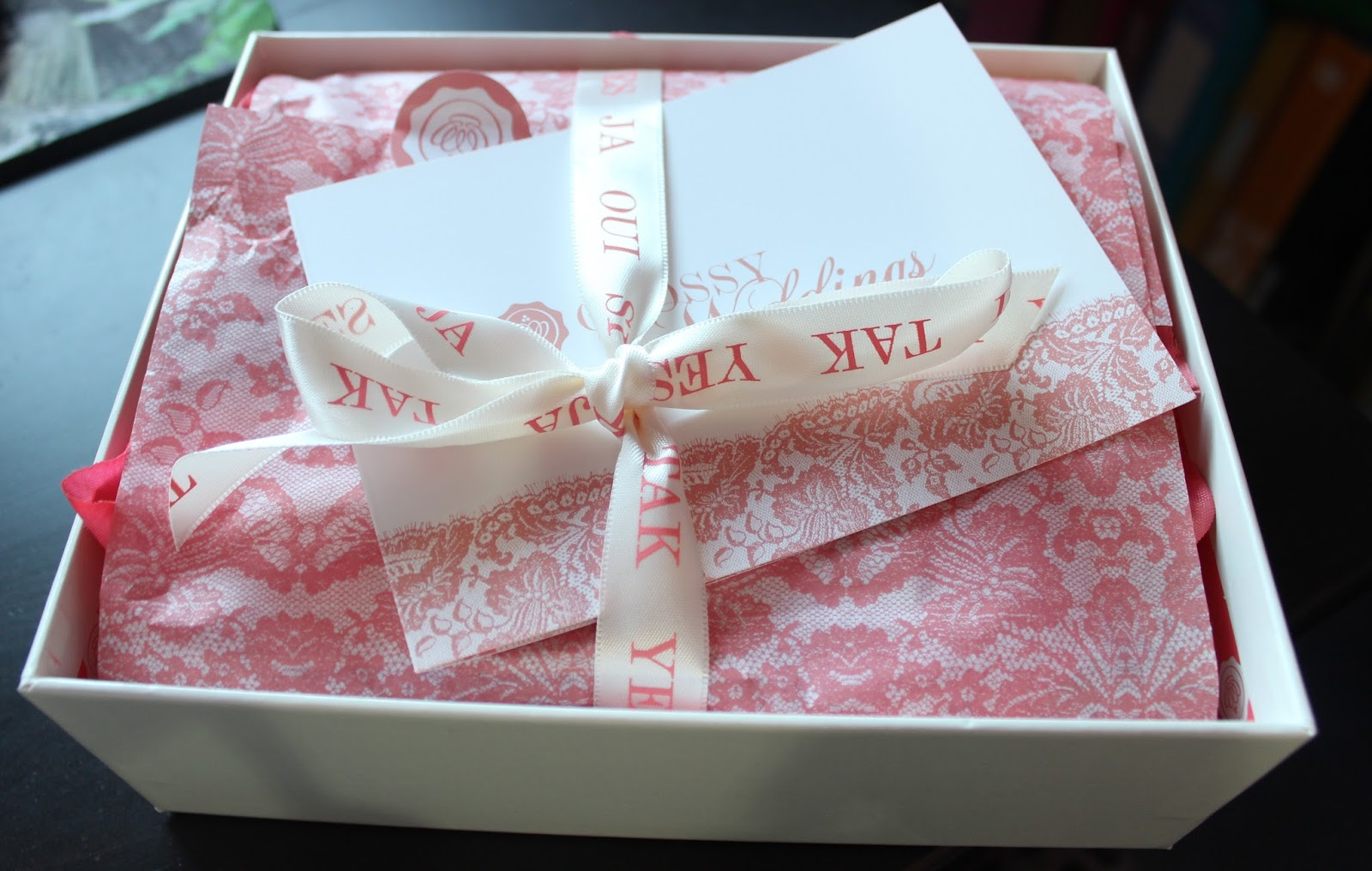 Glossybox Wedding Edition