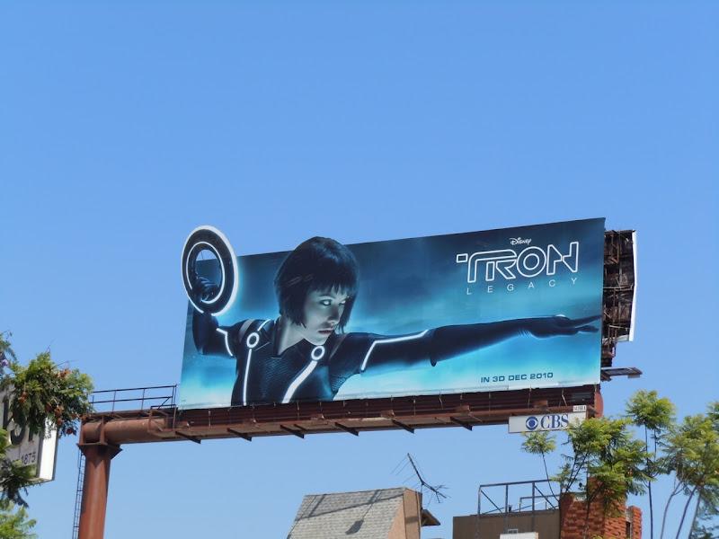 Tron Quorra billboard