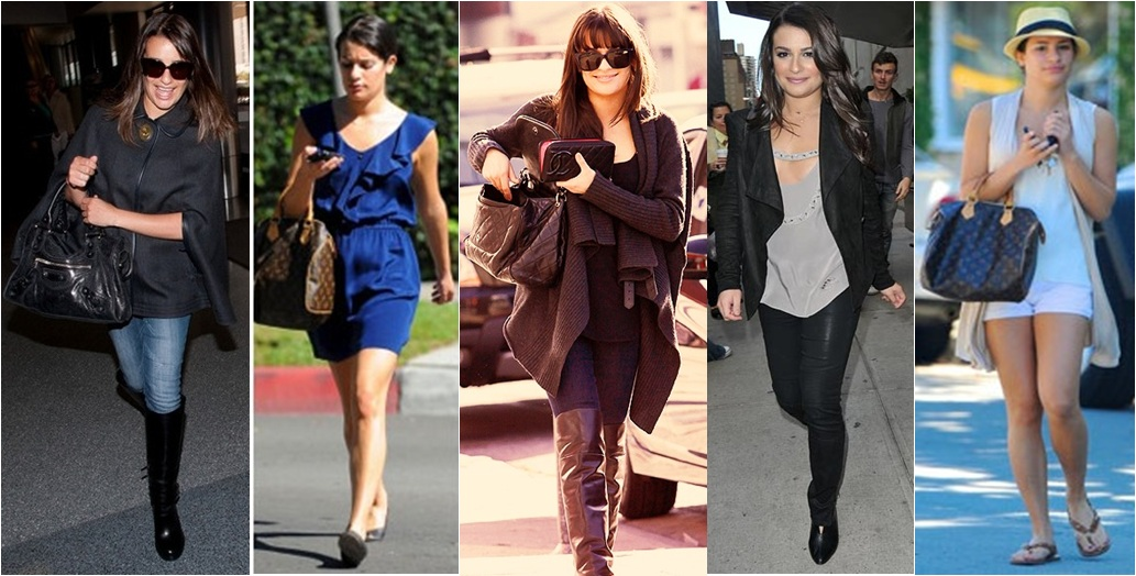 Style Inspiration   Lea Michele