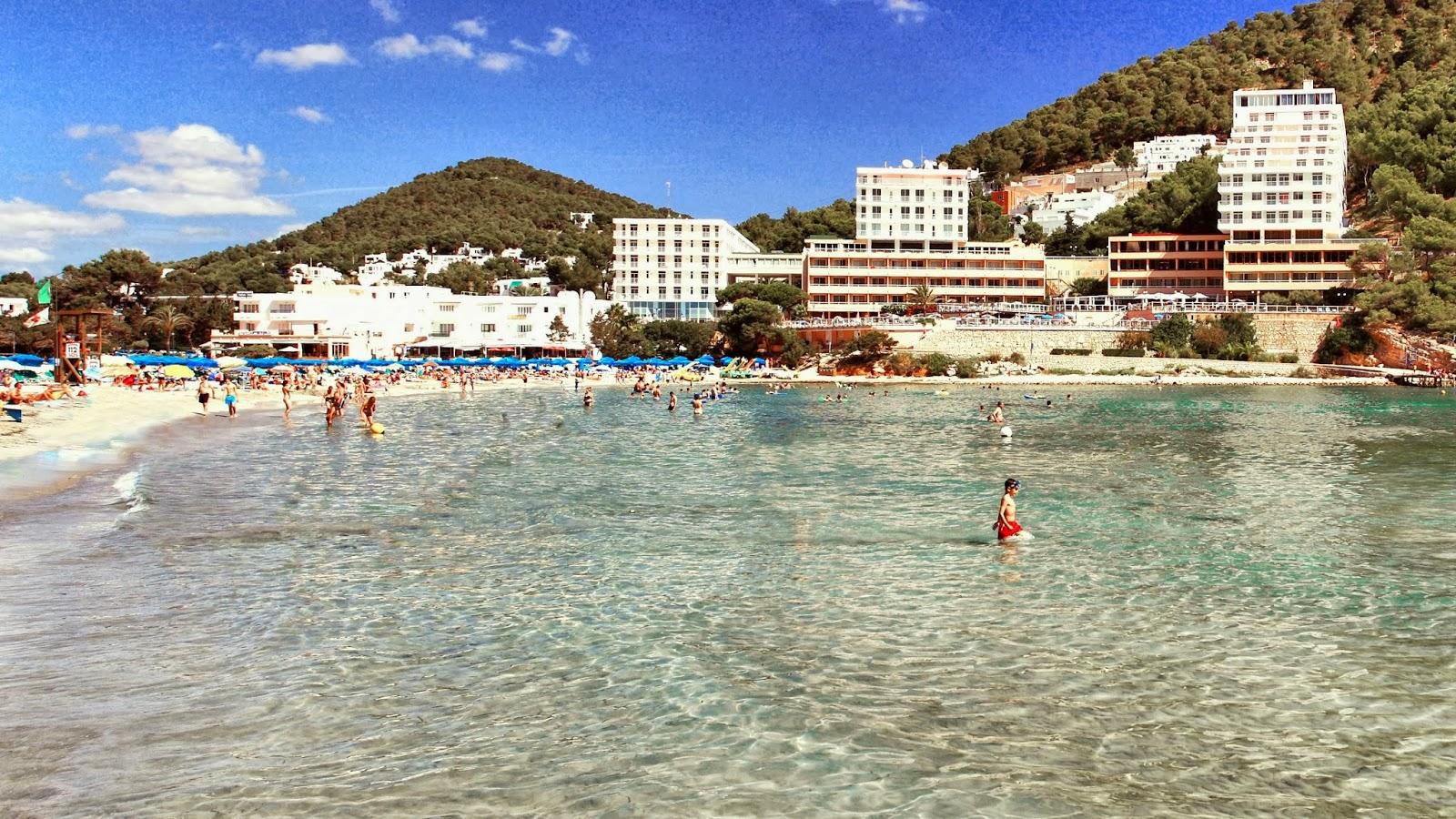 Travel My Way Spain Gt Balearic Islands Gt Ibiza Gt Cala