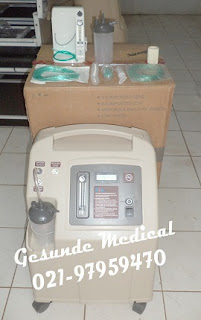 Packing Oxygen Concentrator 7F-5