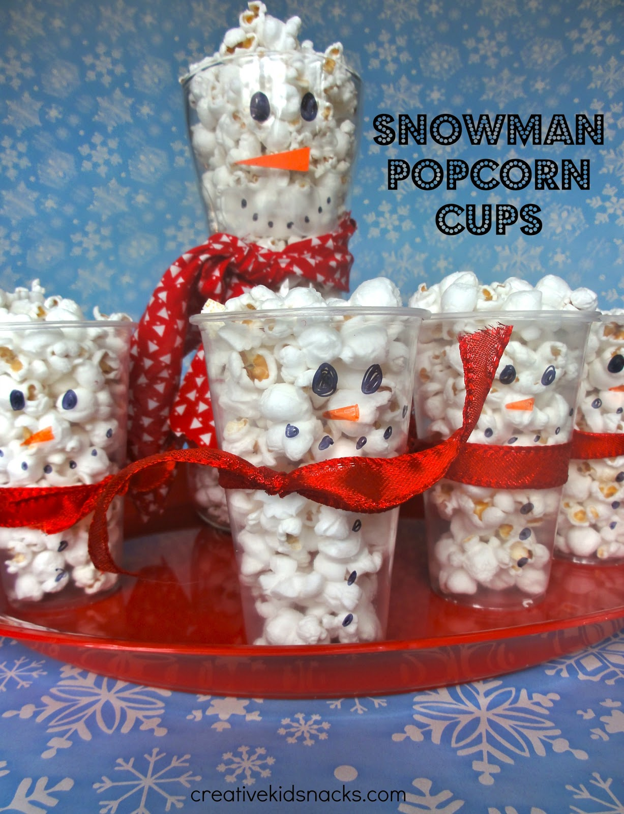 Festive Snack Ideas for your Holiday Class Party | RoomMomSpot