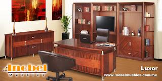 fotos de muebles de oficina modernos - Oficinas,Escritorios de director modernos ArchiExpo