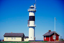 Phare de Nidingen (Sude)