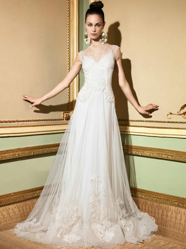 Vestidos de novia Yolan Cris 2014 | Colección Romantic Tale
