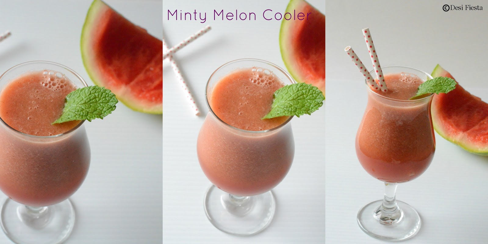 Watermelon juice without sugar