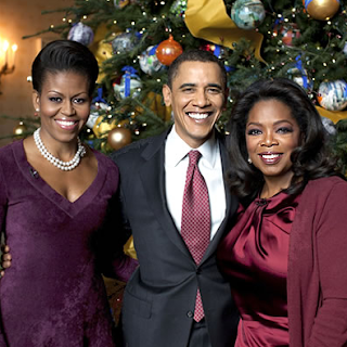 Broken promises Shattered  Oprah's friendship with the Obamas?