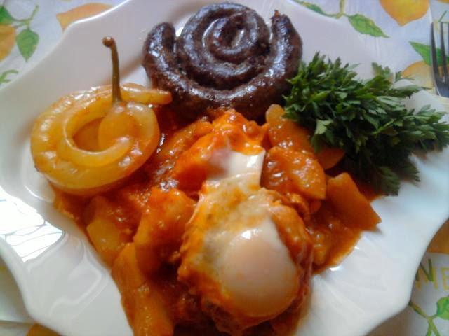 Batata bel kamoun : Pommes de terre au cumin