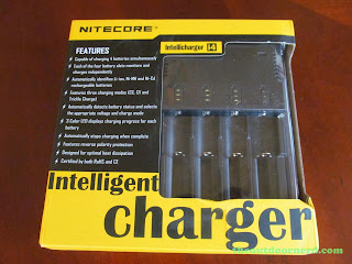 Nitecore Intellicharger I4 In Box