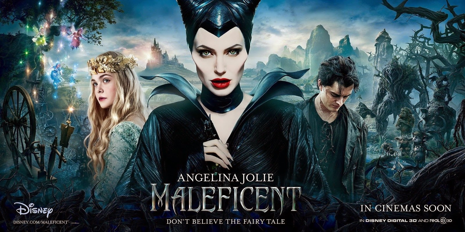 Sleeping Beauty, Maleficent gif, Maleficent Movies, Angelina Jolie, Disney Villain, elle fanning, aurora, black evil