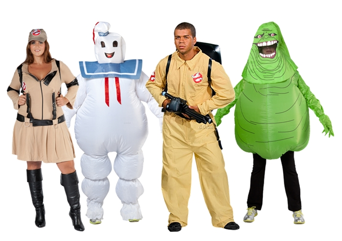 Ghostbustersmania Com Speciale Gbh 2011 Ghostbusters Costume On