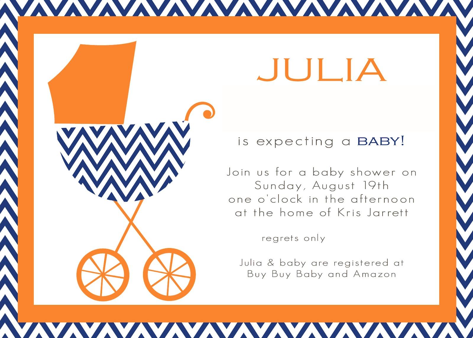 A Baby Shower!: Invitations, Centerpiece, U0026 Mason Jar Glasses