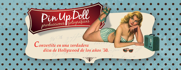 Pin Up Doll