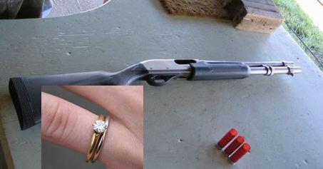 Shotguns And Engagement Rings The Beading Gems Journal