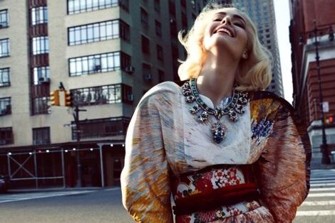 Nadja Bender by Camilla Akrans