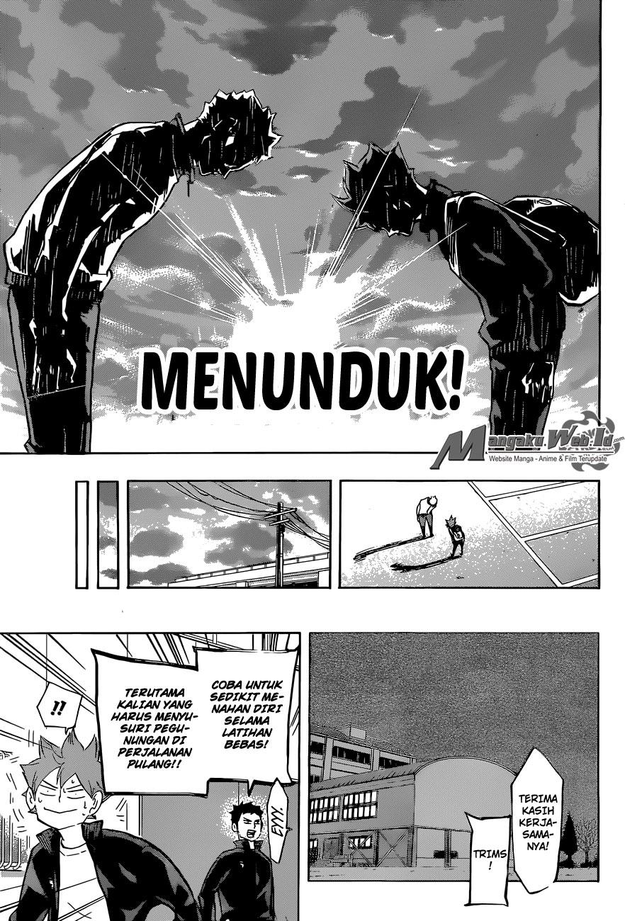 Haikyuu!! Chapter 228-7