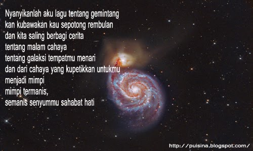 Puisi Sahabat Hati Untuk Mimpi - Arjuna Linglung