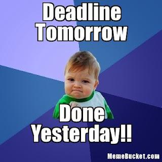 Fake Deadline