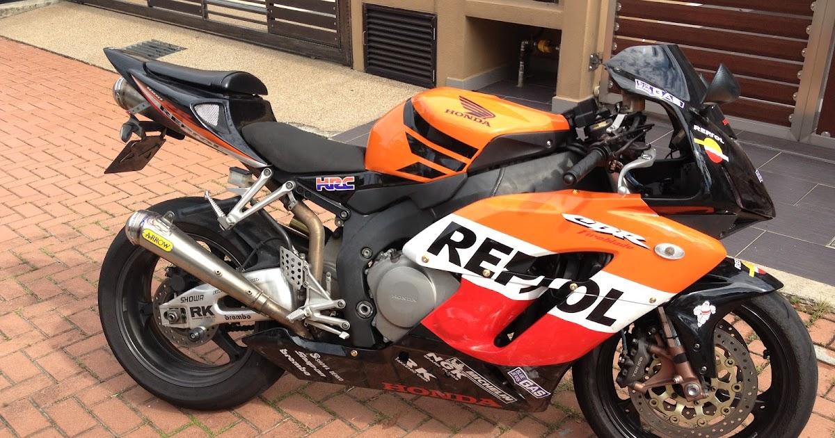 Super Great Sportbikes For Sale Honda Cbr1000rr 2005