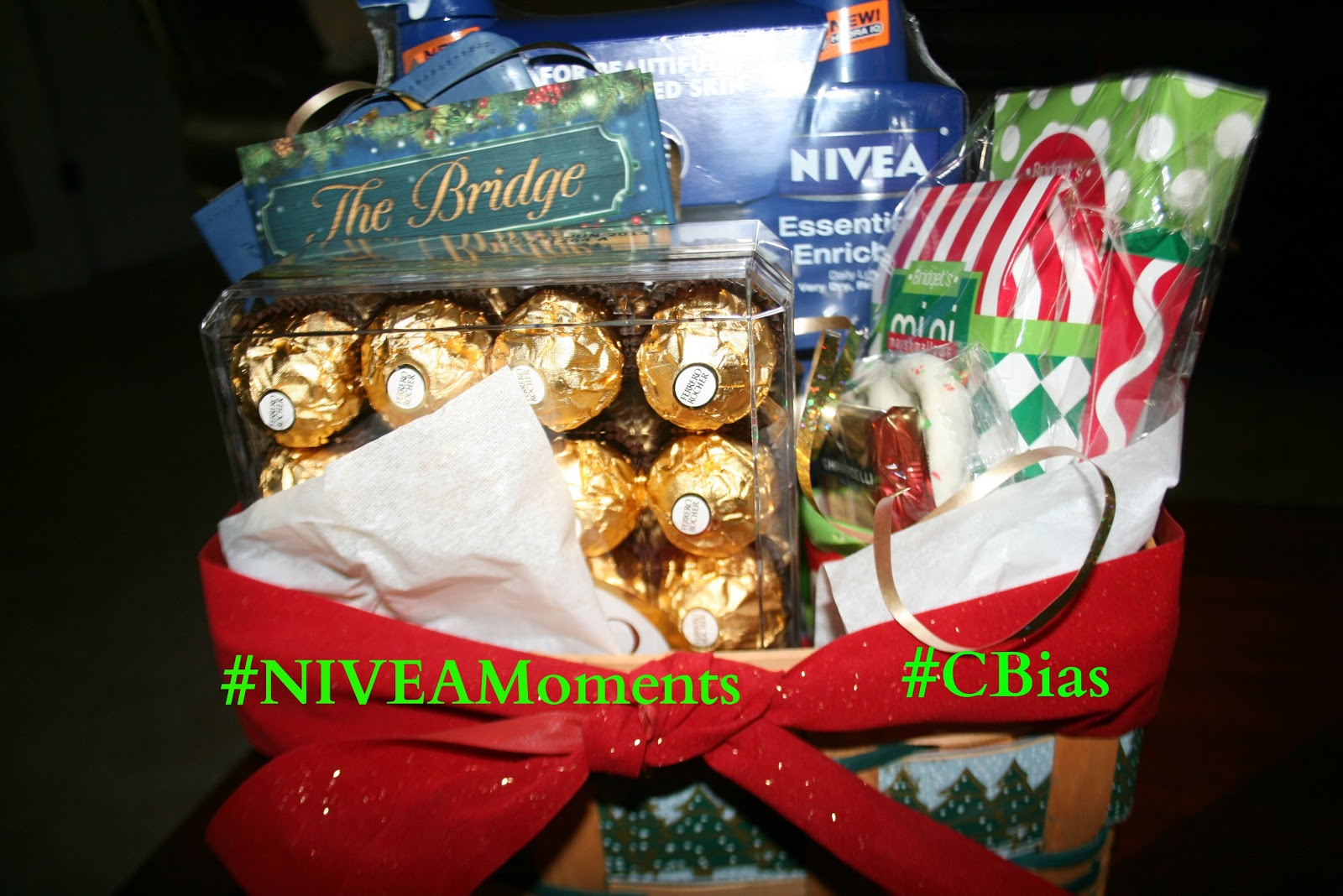 Holiday Gift Basket Shopping with #NIVEAMoments #CBias - Food Fun ...