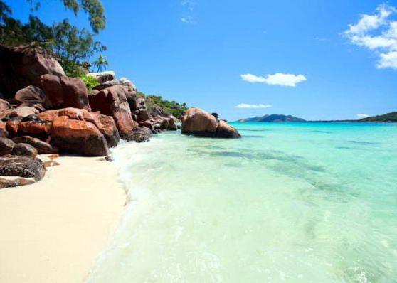 Seychelles   memiliki persentase tanah konservasi terbesar dibandingkan    negara-negara lain. Sekitar 50 persen
