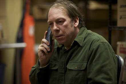 Compliance Bill Camp as Van