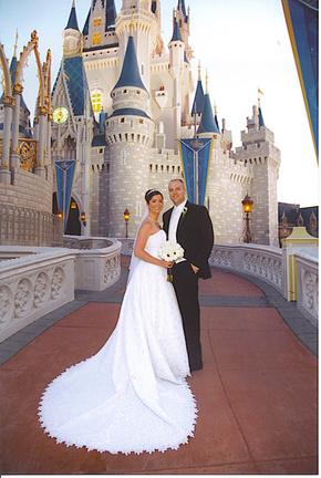 and weddings Disney