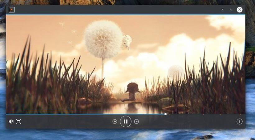Concept Art KDE 5