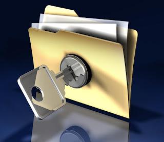 menyembunyikan file dan folder