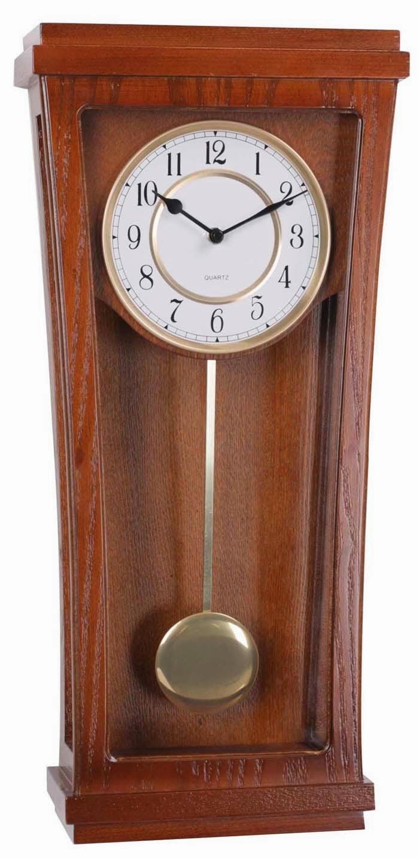 Relojea relojes pilas y joyer a for Reloj de pared con pendulo