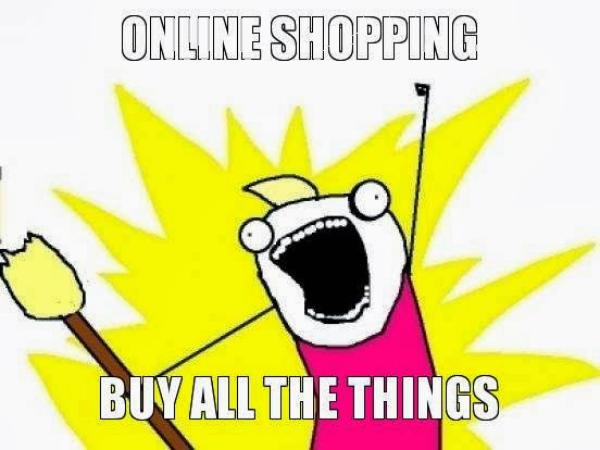 funning, TGIF, ffs friday, online shopping meme, ecards
