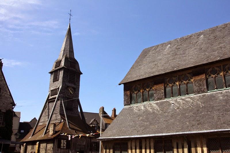 Honfleur - Eglise Sainte Catherine