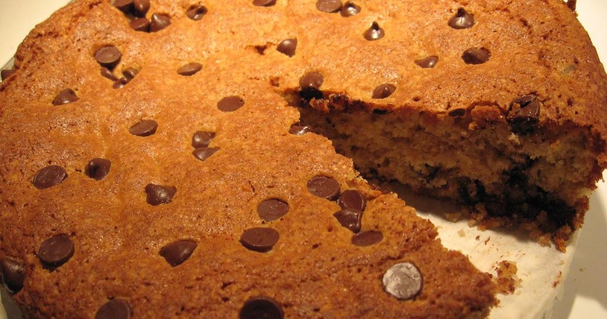 Recette Cake Aux Flocons D Avoine Et Pepites Chocolat