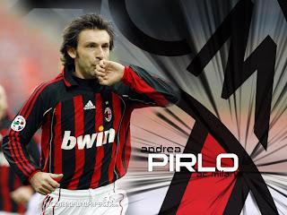 Andrea Pirlo AC Milan Wallpaper 2011 4