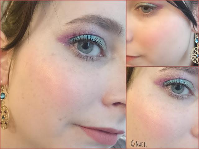 sleek MakeUP blush 926 Rose Gold