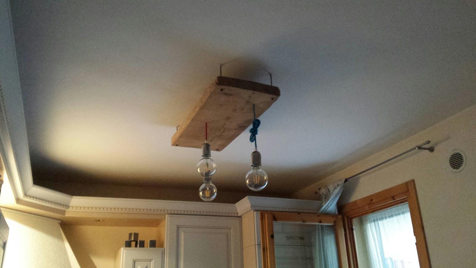 Plafoniere Rustiche Da Soffitto : Lampade in legno rustiche design casa creativa e mobili ispiratori