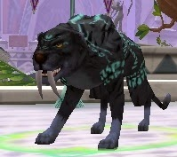 Grand Fantasia Shadow Panther