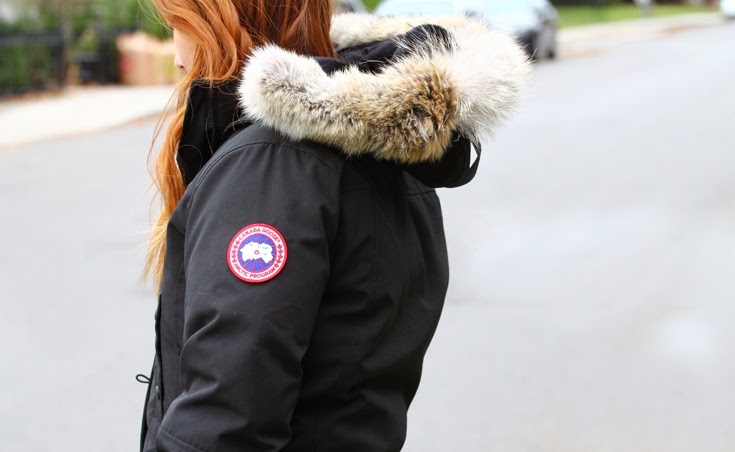 Canada Goose montebello parka outlet store - Pop Champagne: Canada Goose
